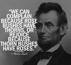 abe quote