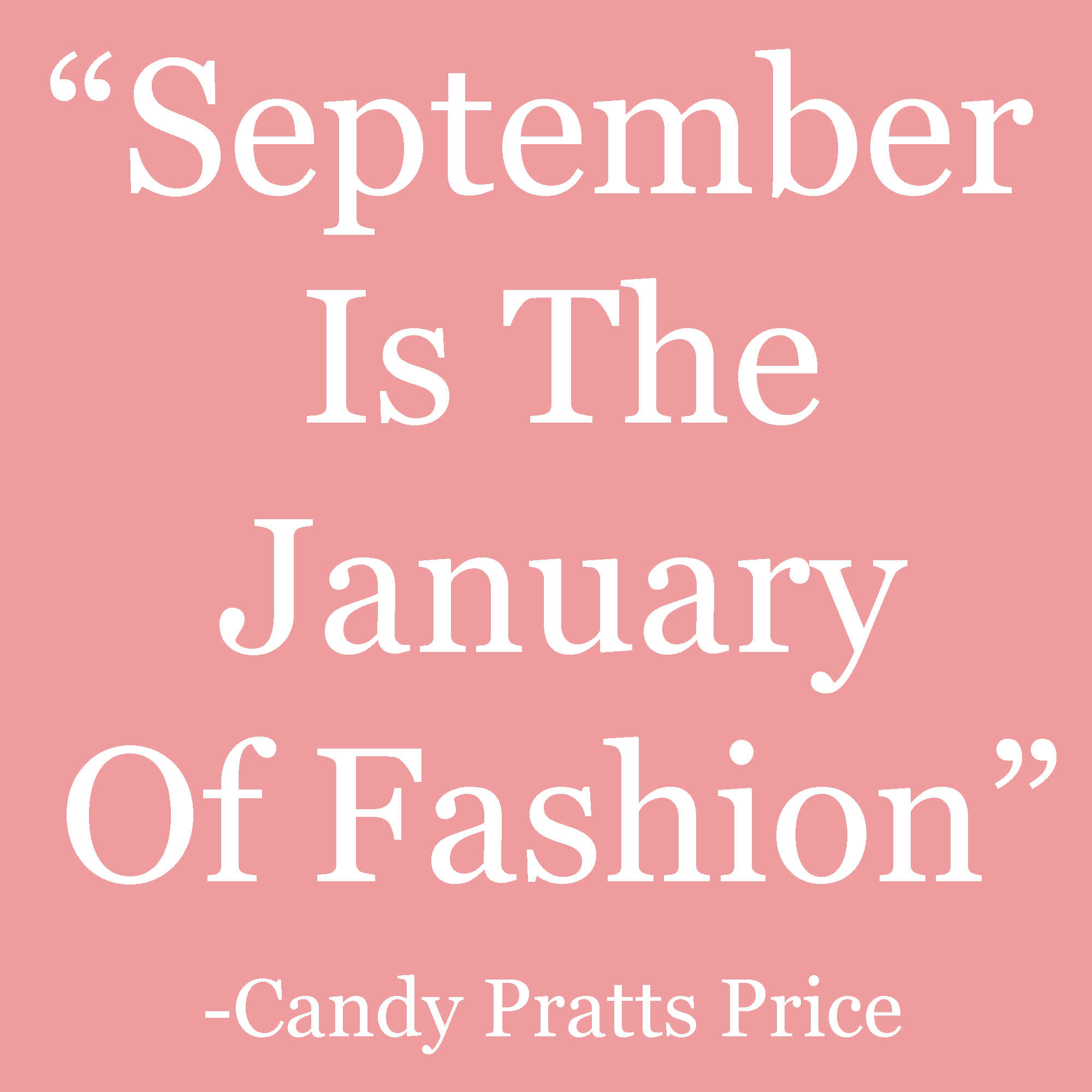 fashion quote pink